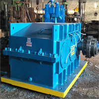 Industrial  Multistage Reduction Gearboxes