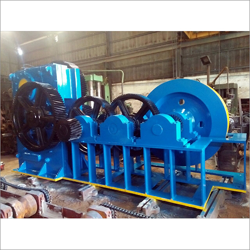 Industrial Billet Shearing Machine