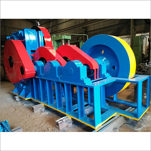 Billet Shearing Machine