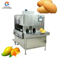 Full Automatic Mango Skin Peeling Machine Kiwi Fruit Skin Peeling Machine