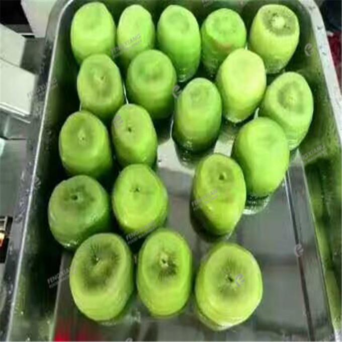 Full Automatic Mango Skin Peeling Machine Kiwi Fruit Skin Peeling Machine