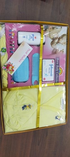 New Born Baby Dress With Napkin