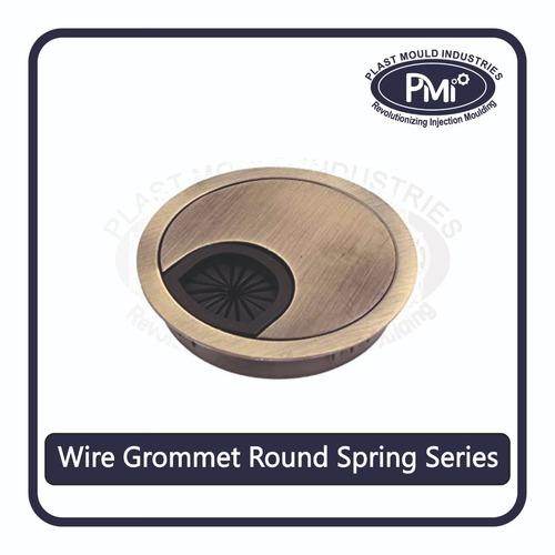 Spring  Wire Grommet