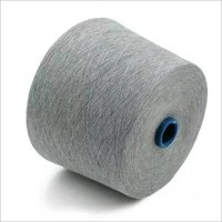 socks yarn melange grey 100% Polyester Spun Yarn for socks