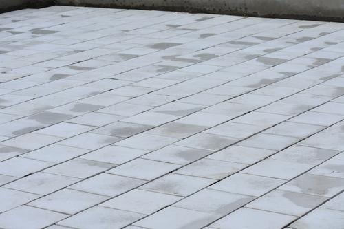 Heat Resistant Tiles Silverplus Glossy