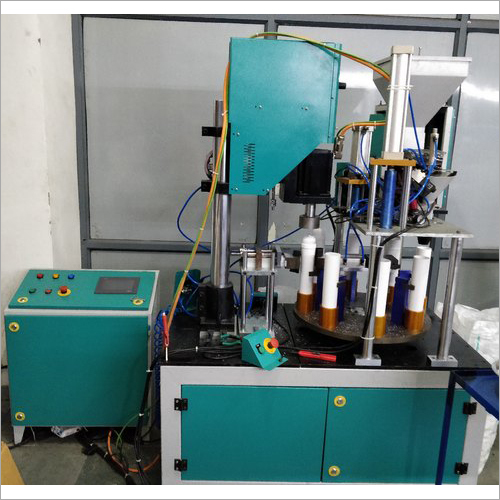 Rotary Type Spin Welding Machine