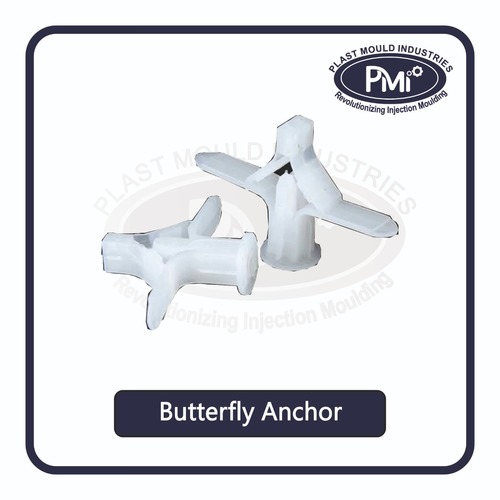 Butterfly Nylon  Wall Plugs