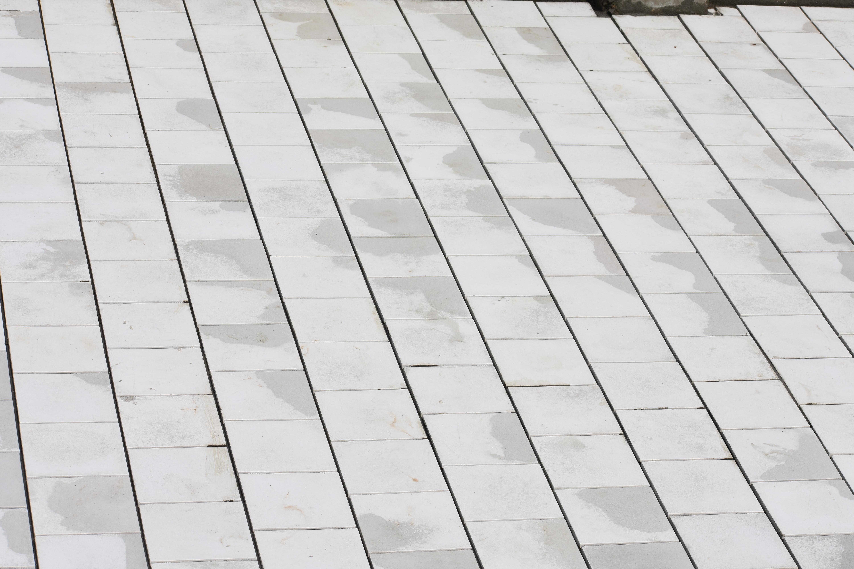 White Tiles Gold