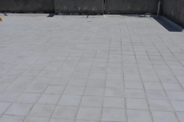 Terracotta Tiles White Silverplus Glossy