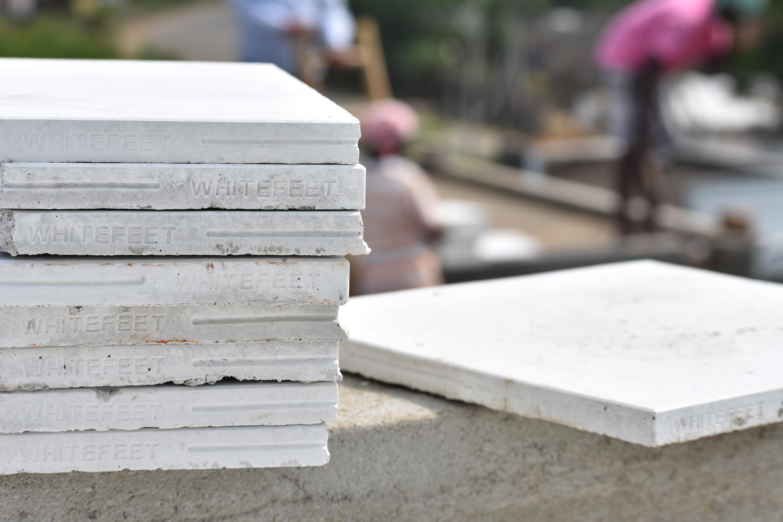 Terracotta Tiles White Elite Glossy