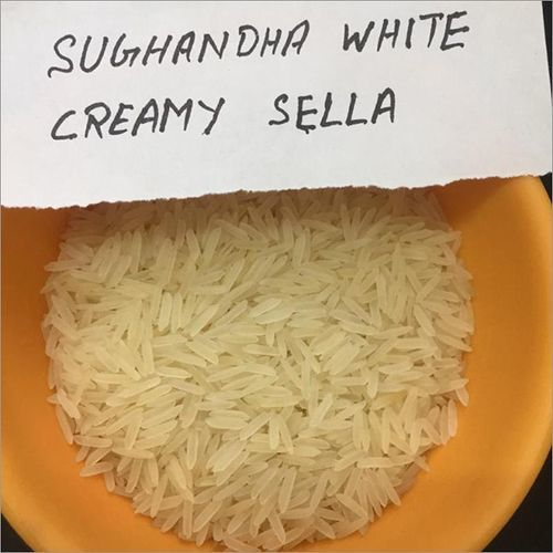 Sughandha White Creamy Sella Rice