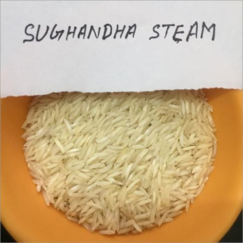 Sughandha Steam Rice