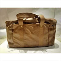 Genuine Leather Maternity Bag