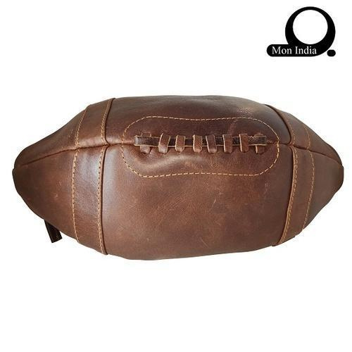 Men's Toiletry Leather Bag