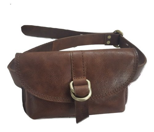 Genuine Leather Utility Belt Pouch