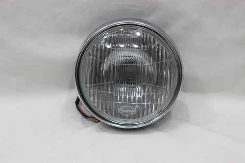Bajaj RE Head Light Asmebly Compact Single 115