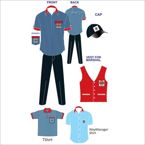 Uniform IOCL & Indian Gas