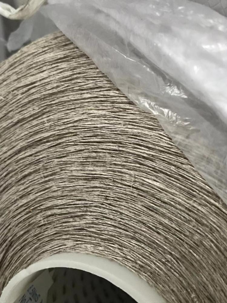 Cottonlinen blended yarn