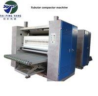 tubular compactor for cotton fabrics