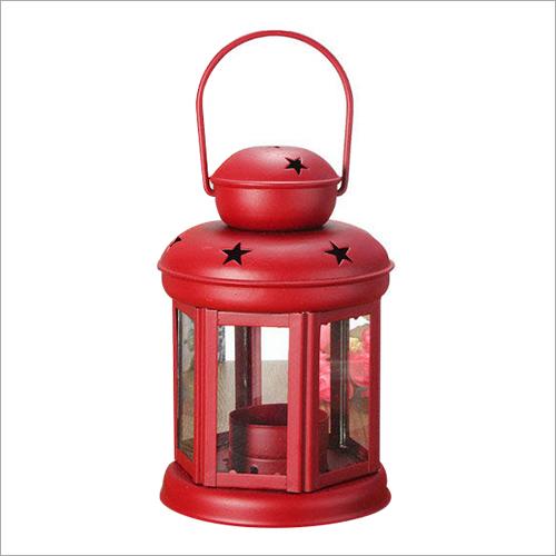 Decorative Metal Lantern Stand