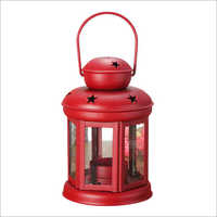 Decorative Metal Lantern Stand