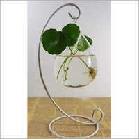 Glass Terrarium Container Plant Desk Pot