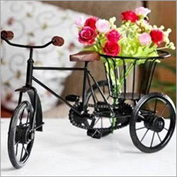 Desktop Cycle Flower Stand