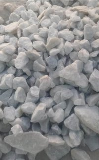 marble Snow White Burnt lumps and Rocks