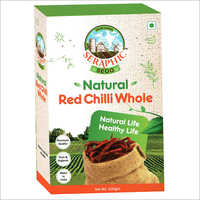 Natural Red Chilli Whole