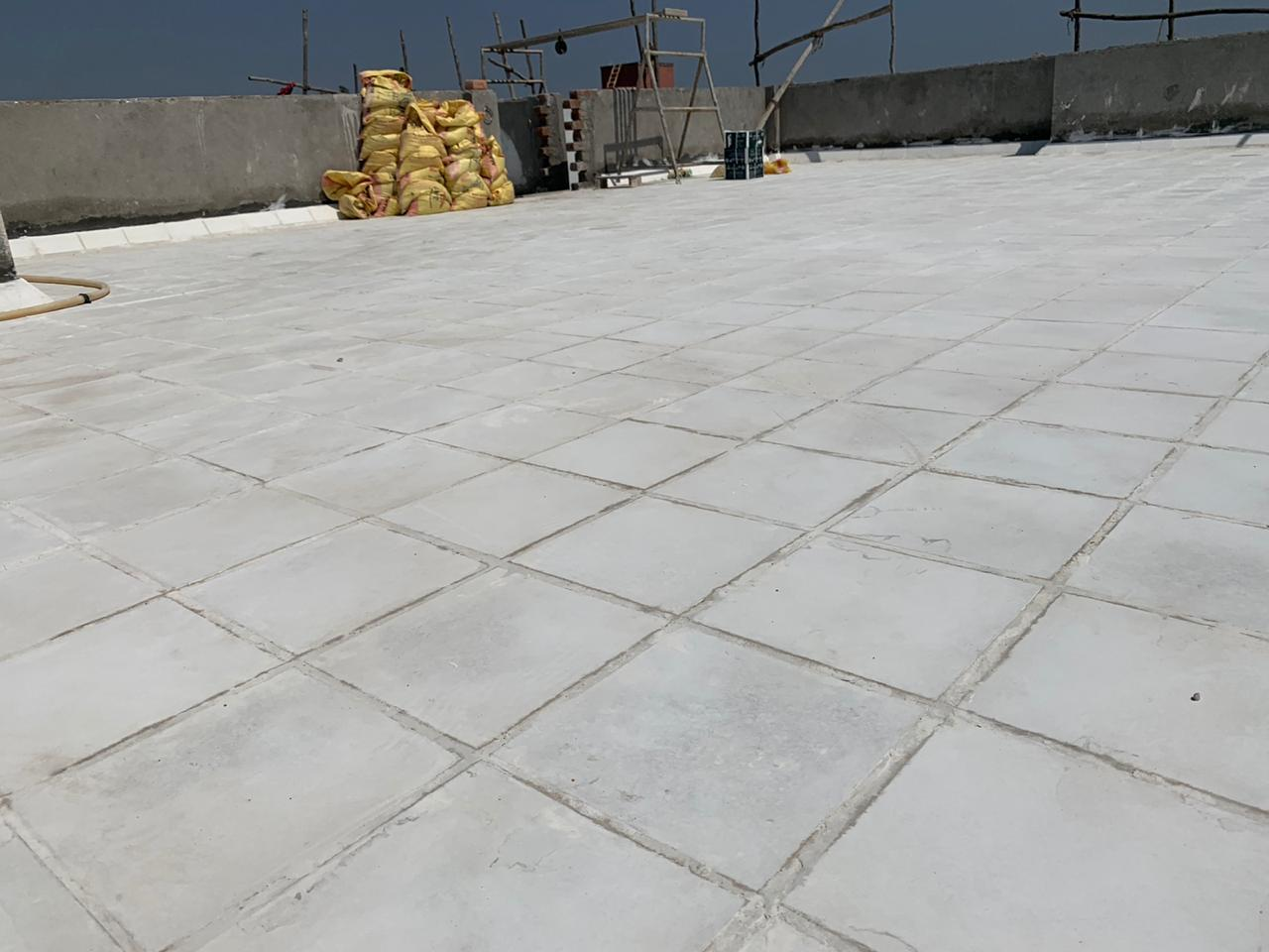 Cooling Tiles Silverplus Matt