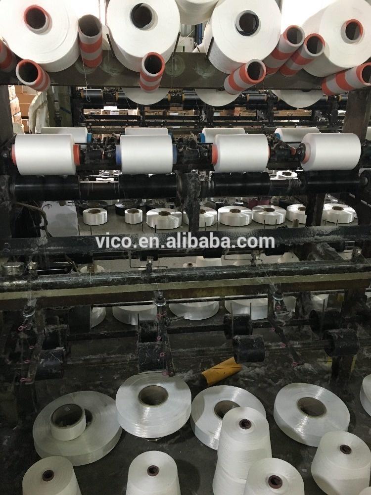 acy air covered spandex yarn