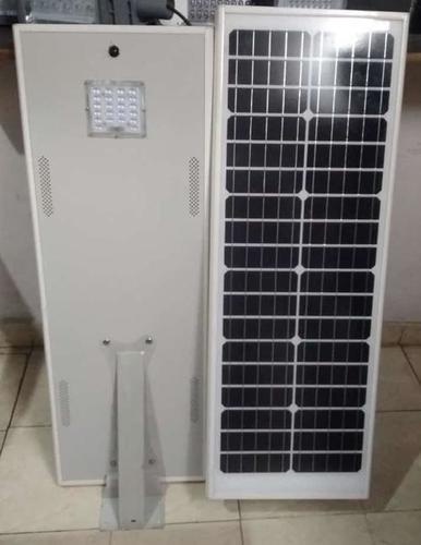 20w Integrated Solar LED Street Light