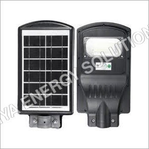 10 Watt Integrated Solar Street Light - Fiber Body