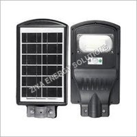 10w All In One Solar Street Light - Imported Model