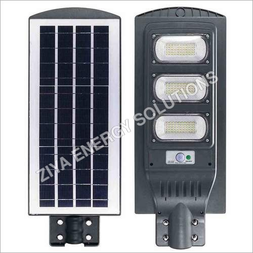 30 Watt Integrated Solar Street Light - Fiber Body