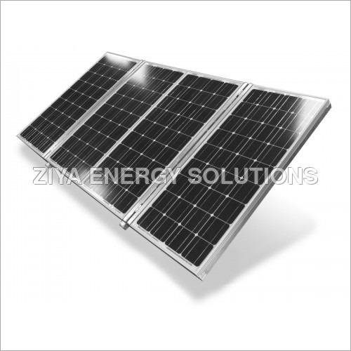 1 kW On-Grid Solar Power Plant