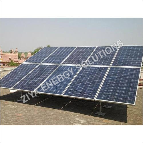 2 KW On Grid Solar Power Plant