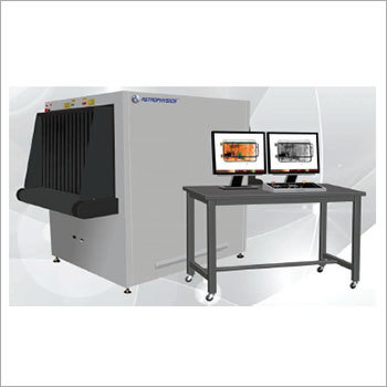 X Ray Baggage Scanner Machine