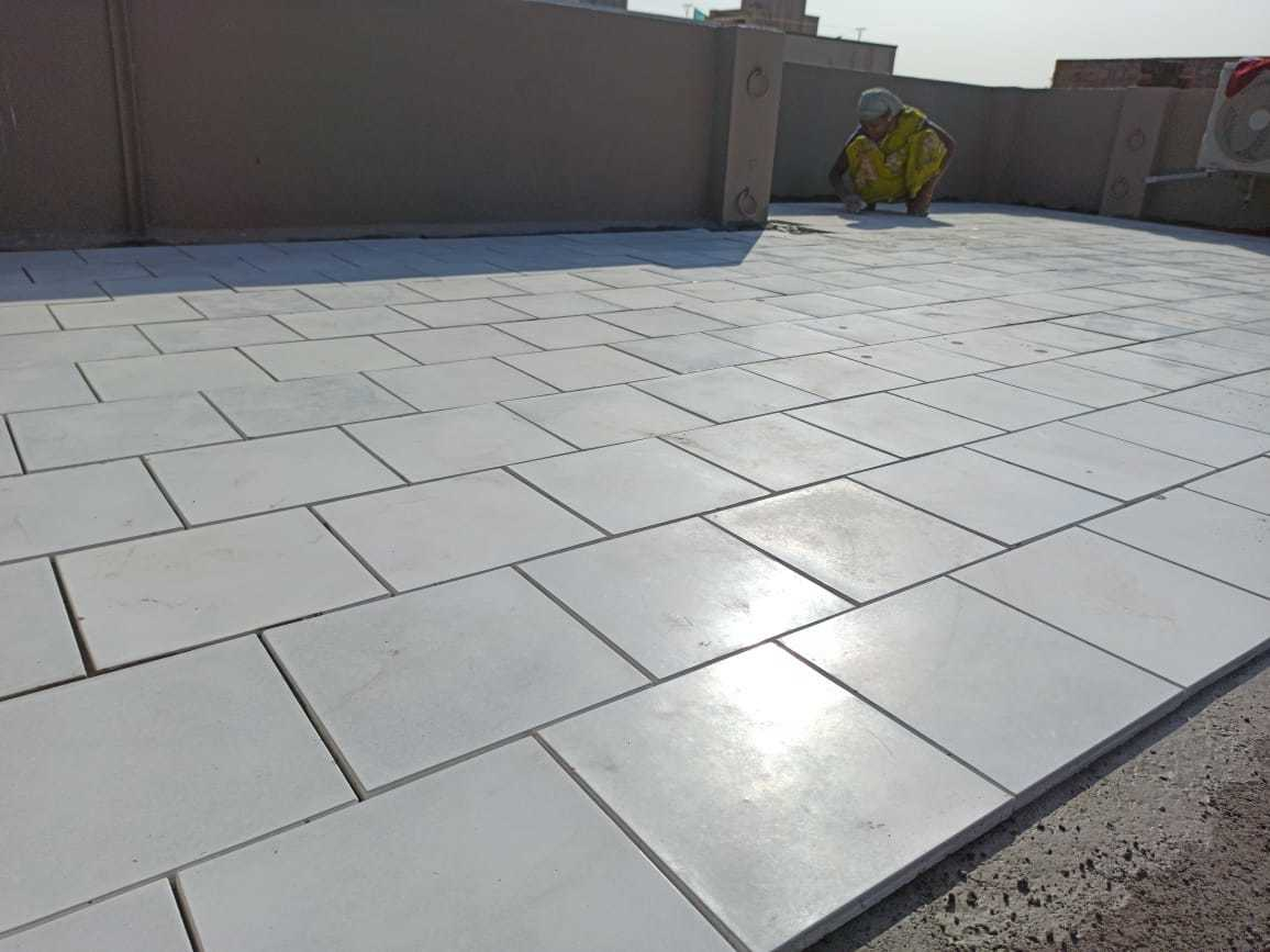 Water Resistant Tiles silverplus Matt