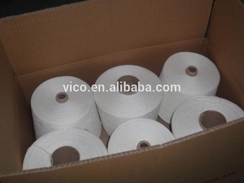 polyester spun yarn, fire retardant