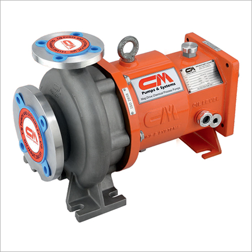 Industrial SS Magnetic Drive Chemical Process Pump