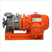 SS Magnetic Drive Chemical Process Close Coupled Pump
