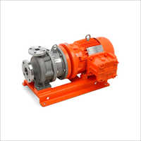 Sealless Magnetic Drive Chemical Process Close Coupled Pump