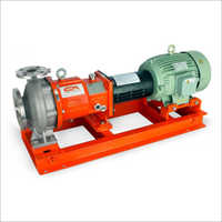 SS Magnetic Drive Chemical Process Frame Mounted Pump