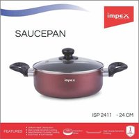 m SauImpex ISP-2411 Premium Induction Base Non-Stick Aluminiuce Pan