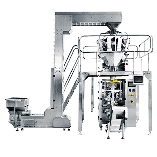 High Speed Multi Head Weigher Pouch Packing Machine