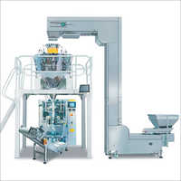 Automatic Multi Head Weigher Pouch Packing Machine
