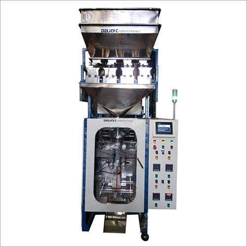 Automatic Four Head Weigher Pouch Packing Machine