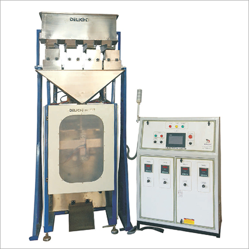 Semi Automatic Four Head Weigher Pouch Packing Machine