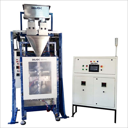Automatic Two Head Weigher Pouch Packing Machine